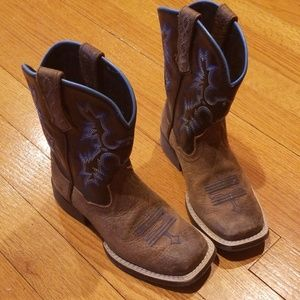 Boys *Authentic* Ariat Boots
